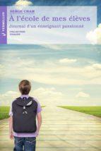 À l'école de mes élèves (ebook)