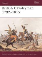 British Cavalryman 1792-1815 (ebook)