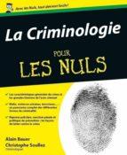 Criminologie Pour les nuls (La) (ebook)