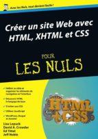 Créer un site Web avec HTML, XHTML et CSS Mégapoche Pour les Nuls (ebook)