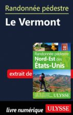 Randonnée pédestre Le Vermont (ebook)