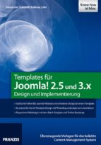 Templates für Joomla! 2.5 und 3.x (ebook)