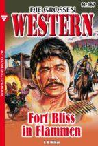 Die großen Western 167 (ebook)