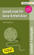 JavaScript für Java-Entwickler (ebook)