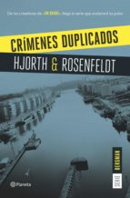Crímenes duplicados (ebook)
