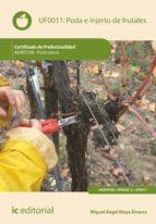 Poda e injerto de frutales. AGAF0108  (ebook)