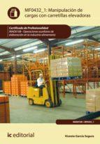 Manipulación de cargas con carretillas elevadoras. INAD0108  (ebook)