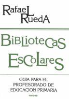 Bibliotecas escolares (ebook)