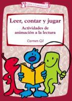 Leer, contar y jugar (ebook)