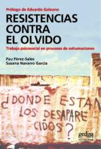 Resistencias contra el olvido (ebook)