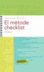 El mètode Checklist. Capítol 5: En família (ebook)