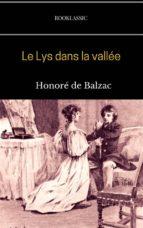 Le Lys dans la vallée (ebook)