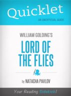 Quicklet on Lord of the Flies by William Golding (ebook)