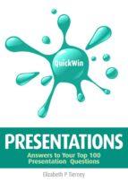 Quick Win Presentations (ebook)