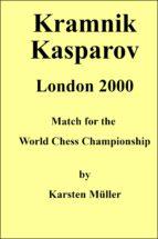 Kramnik-Kasparov 2000
