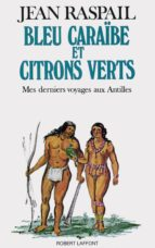 Bleu caraïbe et citrons verts (ebook)