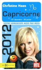 Capricorne 2012 (ebook)