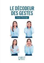 Petit Livre de - Le décodeur des gestes (ebook)