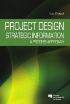 Project Design: Strategic Information (ebook)