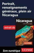 Portrait, renseignements généraux, plein air Nicaragua (ebook)