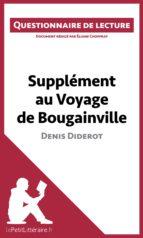 Supplément au Voyage de Bougainville de Denis Diderot (ebook)