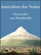 Ansichten der Natur (ebook)