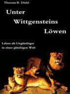 Unter Wittgensteins Löwen (ebook)