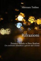 """Rifrazioni. Pensiero debole vs """"New Realism"""". Un confronto filosofico a partire dal cinema (ebook)"""
