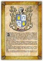 Apellido Masferré / Origen, Historia y Heráldica de los linajes y apellidos españoles e hispanoamericanos
