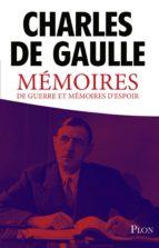 Mémoires de guerre et mémoires d'espoir (ebook)