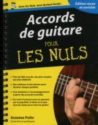 Accords de guitare Pour les Nuls, édition augmentée (ebook)