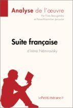 Suite française d'Irène Némirovsky (Fiche de lecture) (ebook)