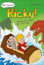 Hier kommt Ricky - Band 3 (ebook)