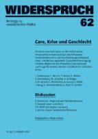 Widerspruch 62 (ebook)