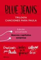 Trilogía Canciones para Paula (pack) (ebook)