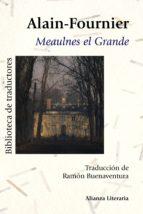 Meaulnes el Grande (ebook)