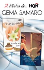 Pack HQÑ Gema Samaro (ebook)