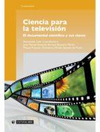 Ciencia para la televisión (ebook)