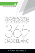 Declaraciones de Poder para 365 días del Año (ebook)