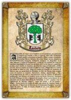 Apellido Landeta / Origen, Historia y Heráldica de los linajes y apellidos españoles e hispanoamericanos