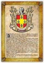 Apellido Llamosas / Origen, Historia y Heráldica de los linajes y apellidos españoles e hispanoamericanos