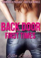 Back Door First Times (ebook)