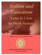 SODOM AND TOMORROW (ebook)