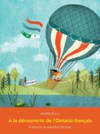 À la découverte de l'Ontario français (ebook)