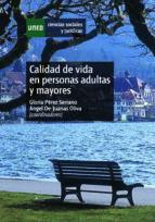 Calidad de vida en personas adultas y mayores (ebook)