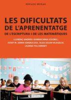 Les dificultats de l'aprenentatge de l'escriptura i de les matemàtiques (ebook)