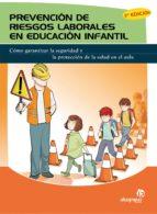 Prevención de riesgos laborales en educación infantil (ebook)