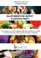 Allestimento dei Buffet e Cocktail Party (ebook)