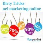 DIRTY TRICKS nel marketing online (ebook)