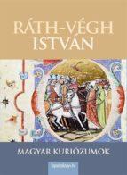 Magyar kuriózumok (ebook)